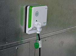 Subsidie voor elektrische bestelauto
